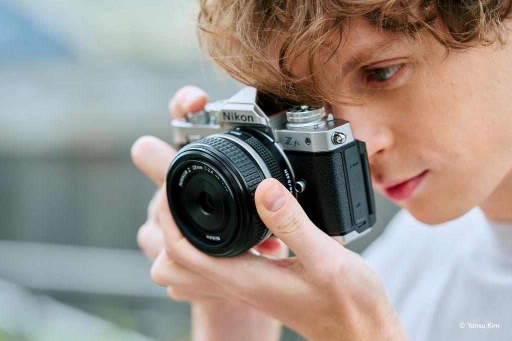 Nikon Z fc 無反光鏡相機