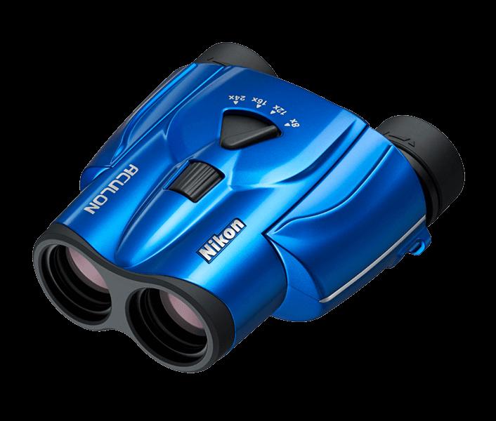 ACULON T11 8-24X25 藍 雙筒望遠鏡 雙筒望遠鏡/單眼鏡-Aculon 輕巧型