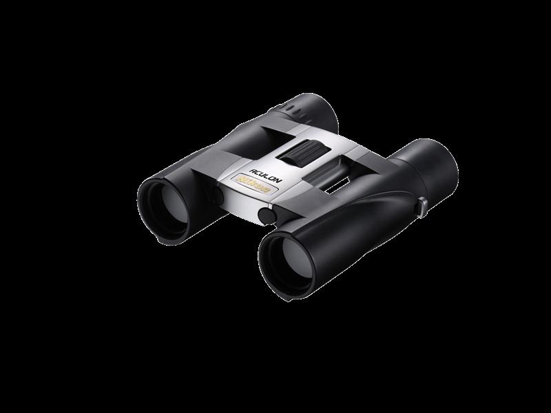 Aculon A30 10x25(銀)雙筒望遠鏡 雙筒望遠鏡/單眼鏡-Aculon 輕巧型