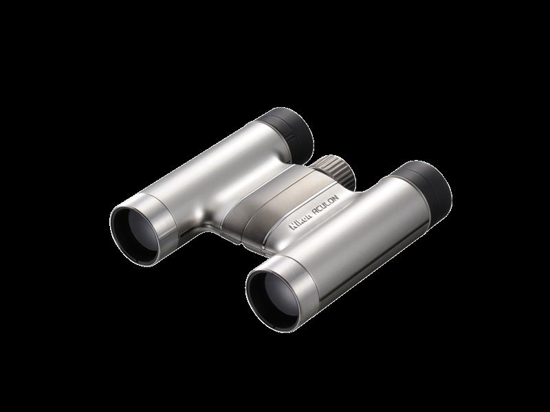 Aculon T51 10x24(銀)雙筒望遠鏡 雙筒望遠鏡/單眼鏡-Aculon 輕巧型