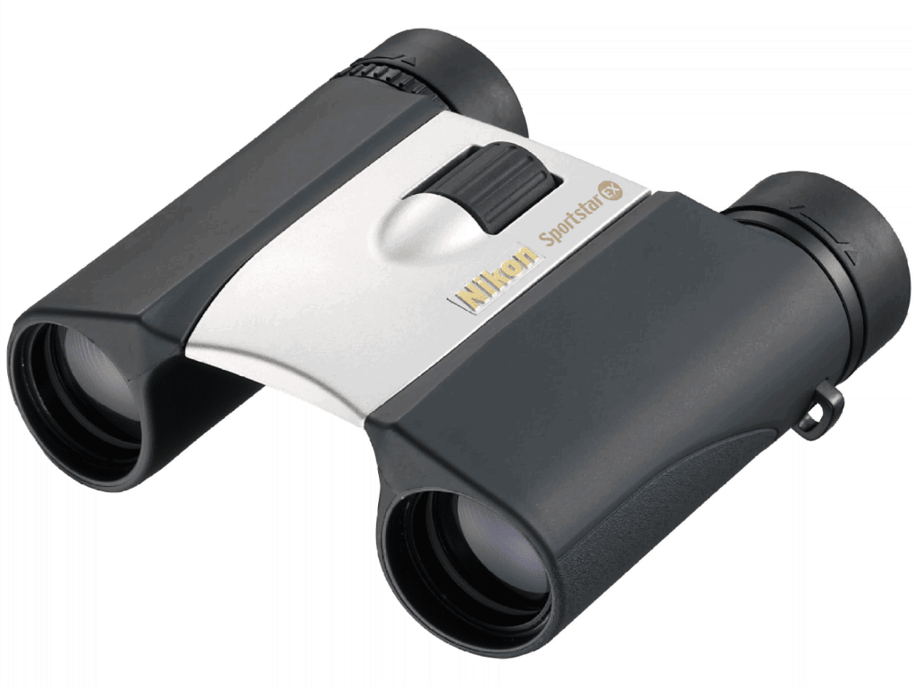Sportstar EX 10x25DCF(銀)雙筒望遠鏡 雙筒望遠鏡/單眼鏡
