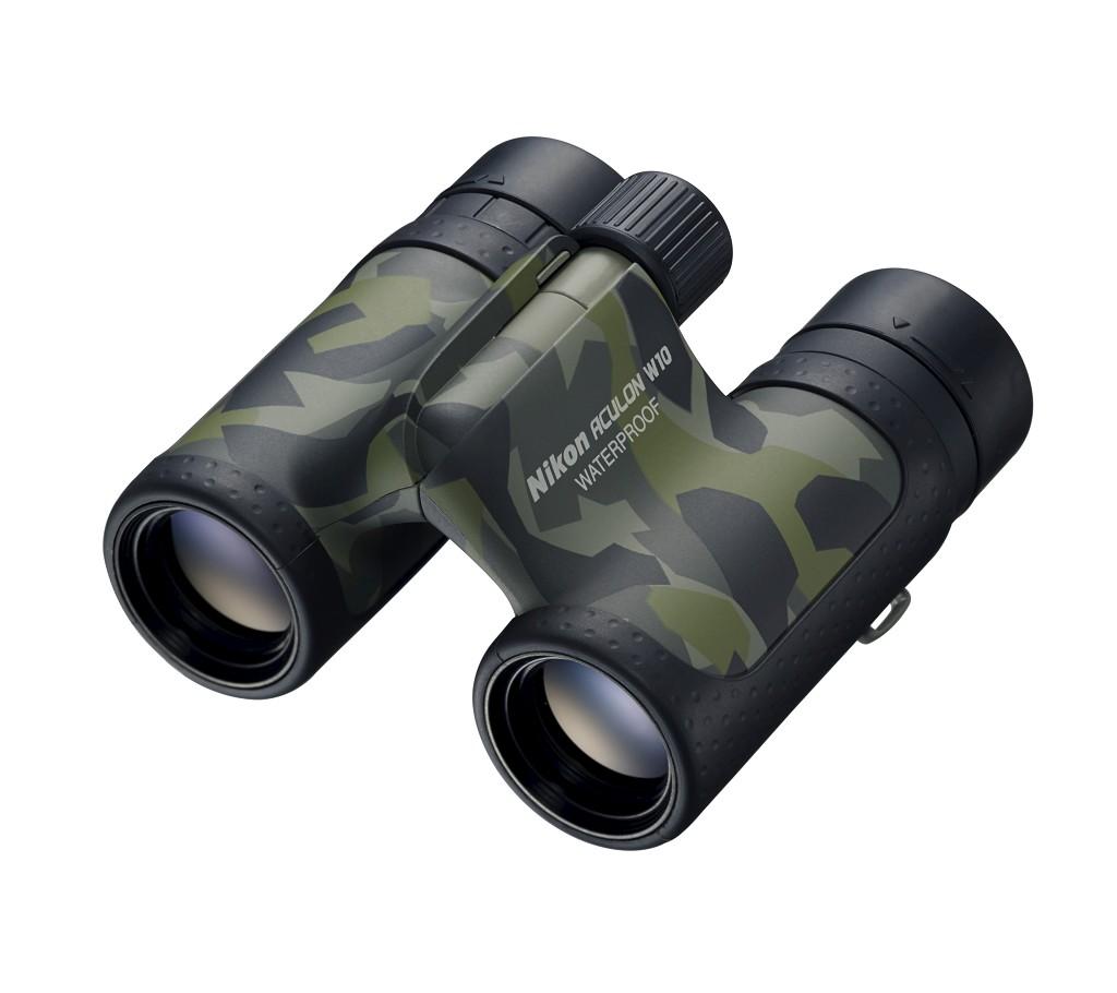 ACULON W10 10X21 迷彩 雙筒望遠鏡 雙筒望遠鏡/單眼鏡-Aculon W10 輕巧防水型