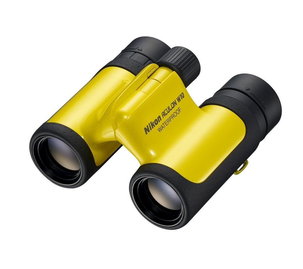ACULON W10 8X21 黃 雙筒望遠鏡