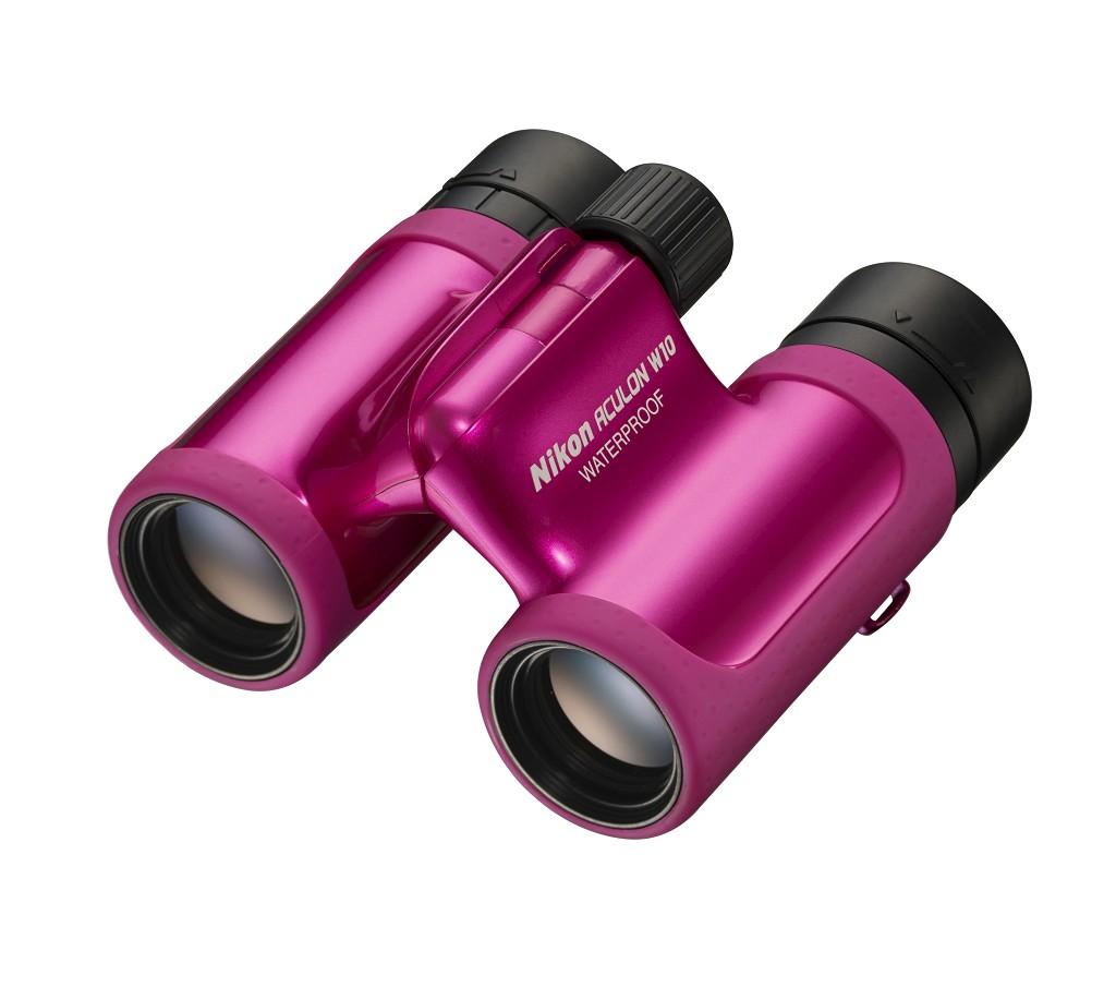 ACULON W10 8X21 粉 雙筒望遠鏡