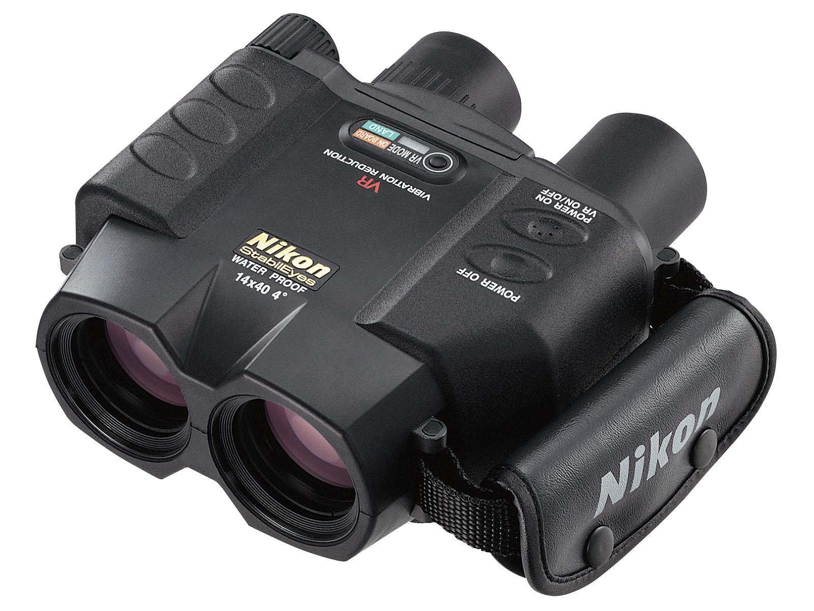 StabilEyes 14X40 避震型望遠鏡 雙筒望遠鏡/單眼鏡-登山賞鳥