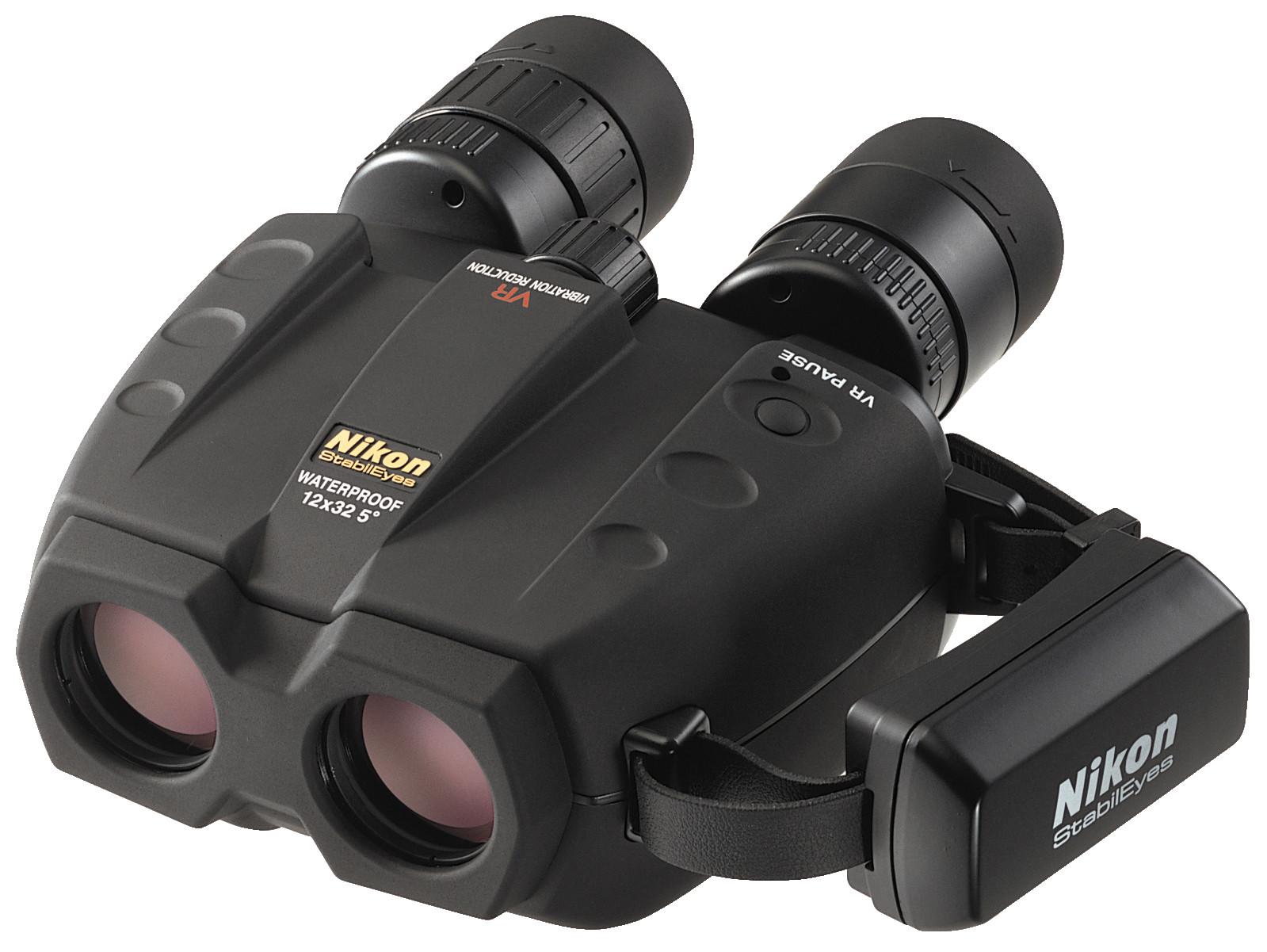 StabilEyes 12X32 避震型望遠鏡 雙筒望遠鏡/單眼鏡-高眼點設計