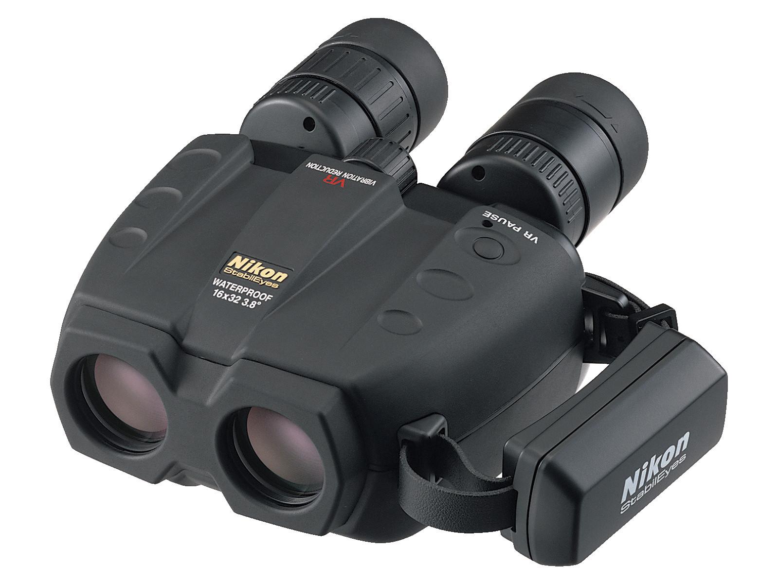 StabilEyes 16X32 避震型望遠鏡 雙筒望遠鏡/單眼鏡-登山賞鳥