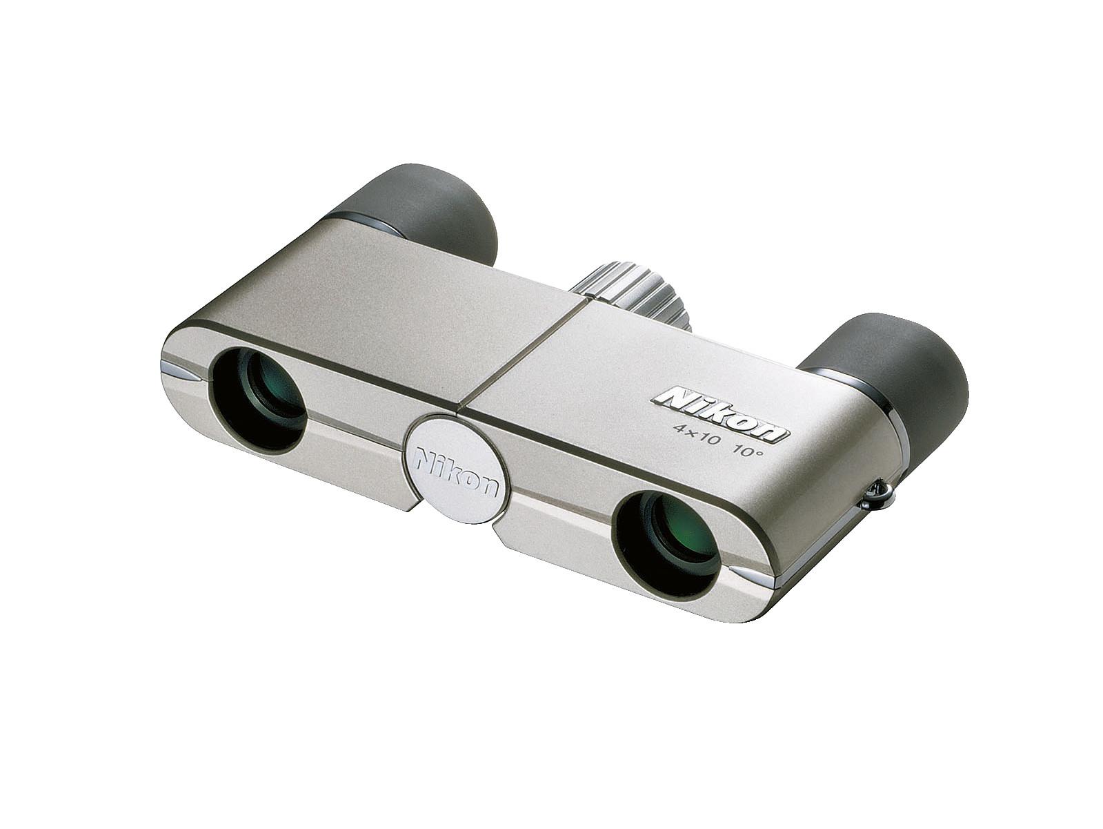 4X10 DCF(銀)雙筒望遠鏡