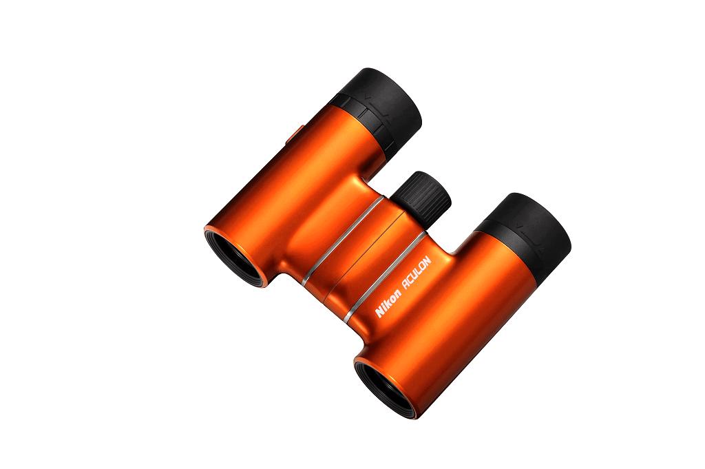 ACULON T01 8X21(橘)雙筒望遠鏡 雙筒望遠鏡/單眼鏡-展覽欣賞