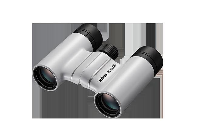 ACULON T02 8X21(白)雙筒望遠鏡 雙筒望遠鏡/單眼鏡-Aculon 輕巧型