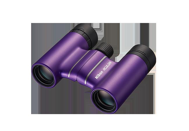 ACULON T02 8X21(紫)雙筒望遠鏡 雙筒望遠鏡/單眼鏡-展覽欣賞