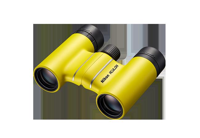 ACULON T02 8X21(黃)雙筒望遠鏡 雙筒望遠鏡/單眼鏡-Aculon 輕巧型