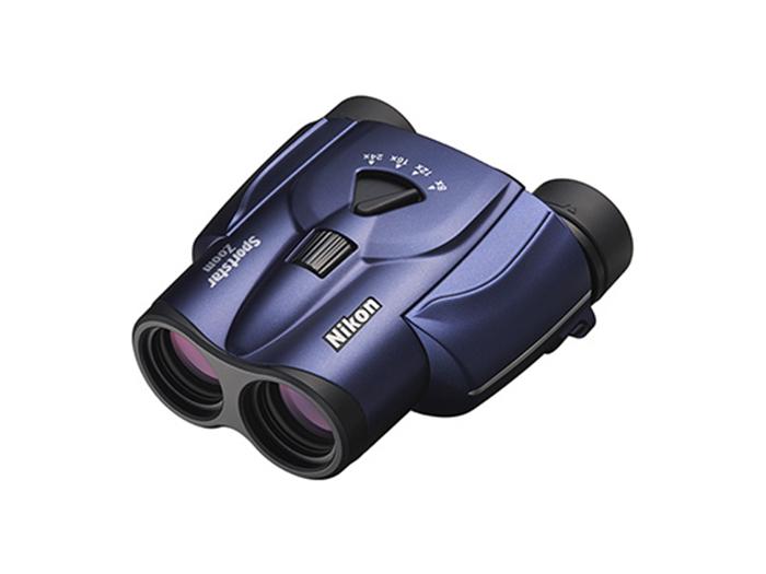 SportStar Zoom 8-24x25 雙筒望遠鏡 - 深藍