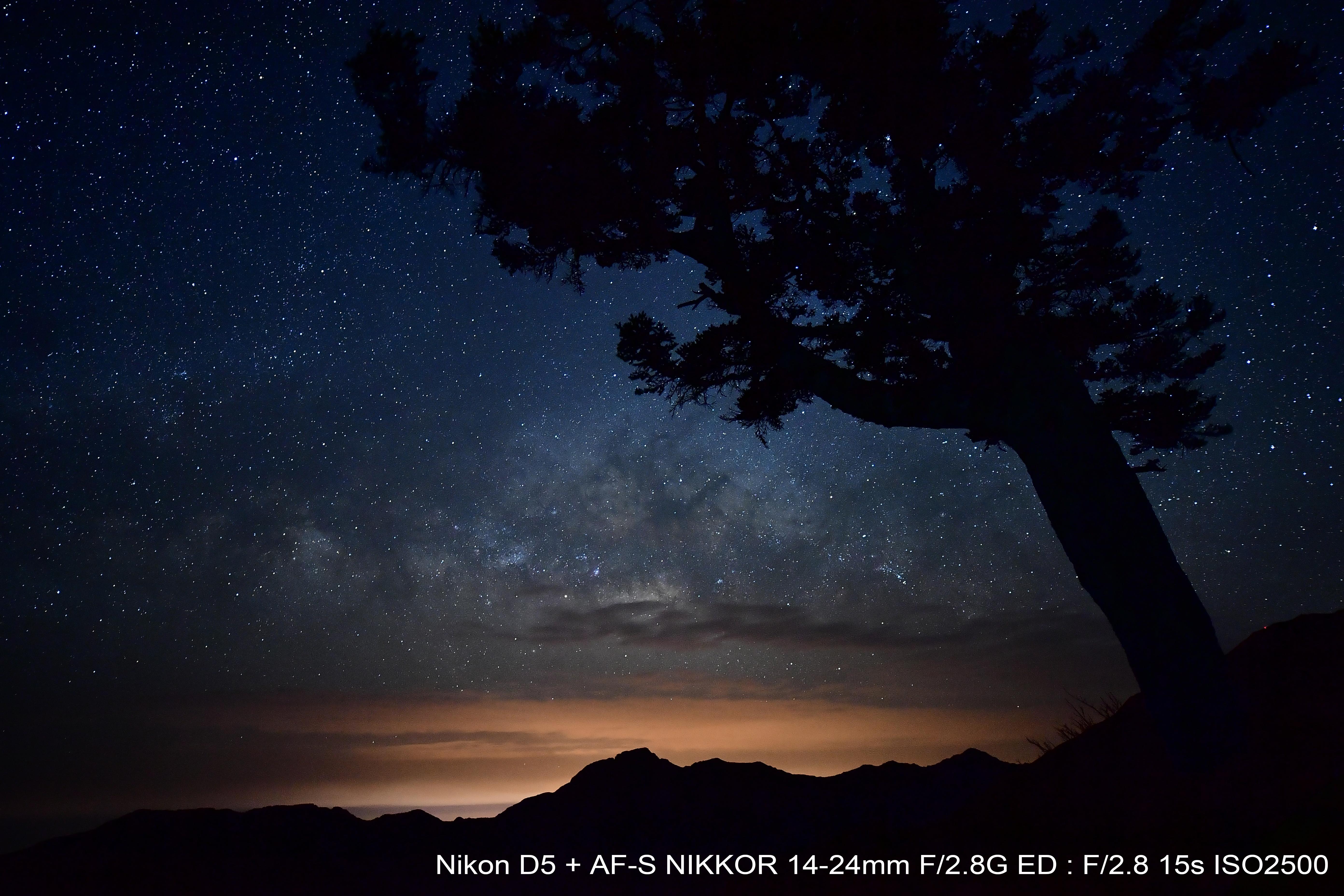 銀河拍攝技巧 ;Nikon Nikon Teaching