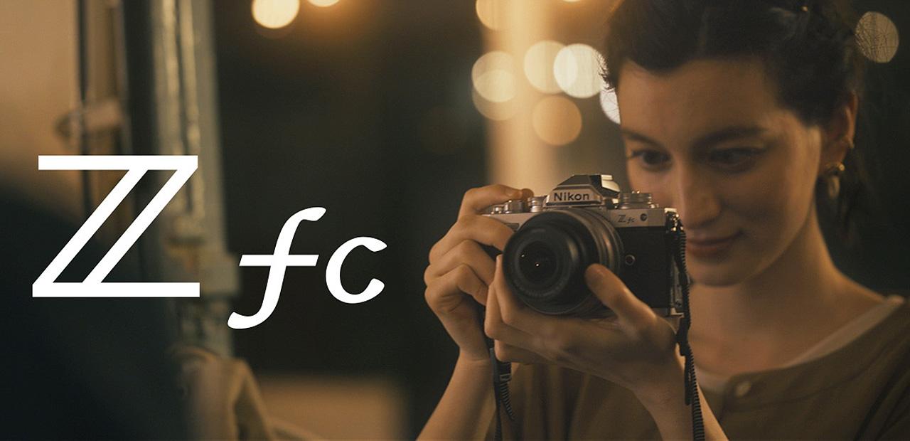 Nikon Z fc|經典設計與前衛功能的完美融合